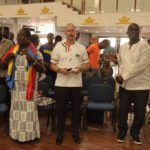 Hearts of Oak attend church service at Perez Chapel on 107th birthday