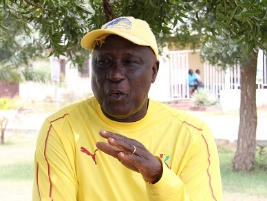 Bashir Hayford lands in Mogadishu to become Somalia national team coach