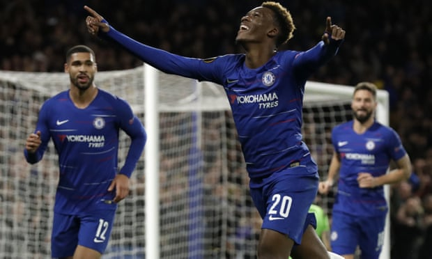 Chelsea star Willian says Ghanaian whiz-kid Hudson-Odoi can become world's best player