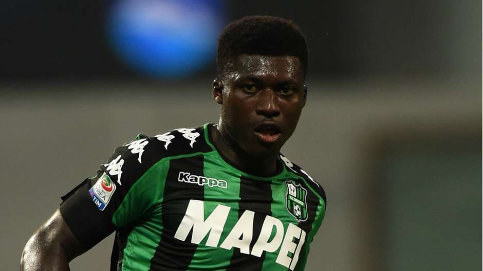 EXCLUSIVE: Sassuolo star Alfred Duncan rules himself out of 2019 AFCON; midfielder set for surgery