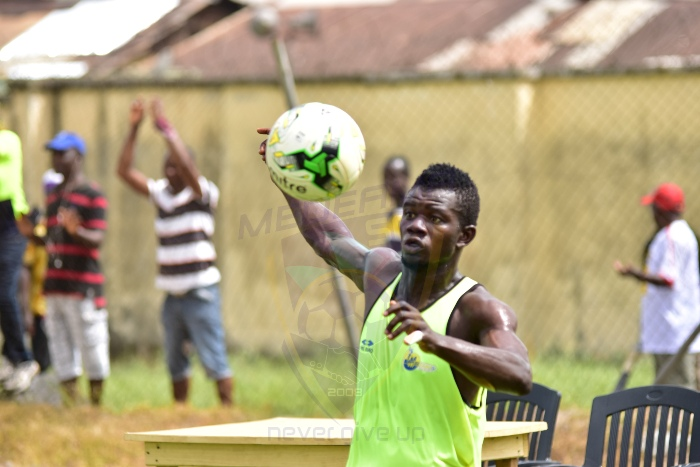 """""""There is no better club in Ghana than Medeama"""", Kwasi Donsu touts club credentials after contract extension"""