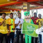 Ghana Premier League side Dreams FC announce Golds Gym partnership deal