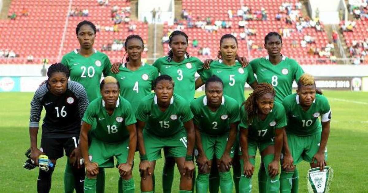 Nigeria arrive in Ghana ahead of AWCON