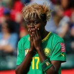 Cameroon forward Gaelle Enganamouit's home wrecked after AWCON penalty miss