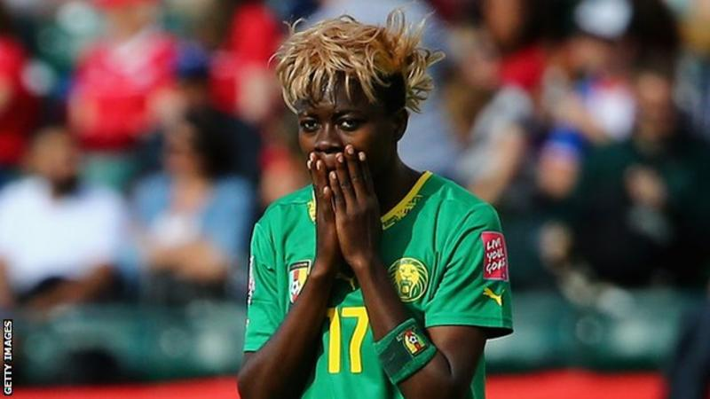 AWCON 2018: Cameroon forward Gaelle Enganamouit says she understands the vanderlizers