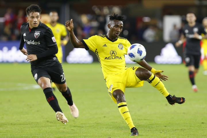 Ghana star Harrison Afful is 'Mr. Irreplaceable' at Columbus Crew - MLS expert