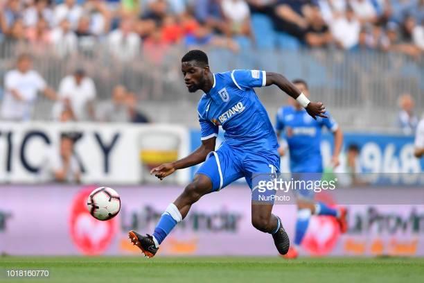 Red-hot Universitatea Craiova defender Isaac Donkor sets sights on Ghana call-up