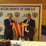 Inter Allies chief Willie Klutse blasts Hearts of Oak, insists targets set for Kim Grant are not achievable