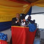 Newly-appointed Hearts of Oak coach Kim Grant rallies for support from Phobian fans