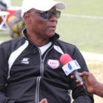 Technical Director of Inter Allies Willie Klutse delighted to play Hearts anniversary cup match
