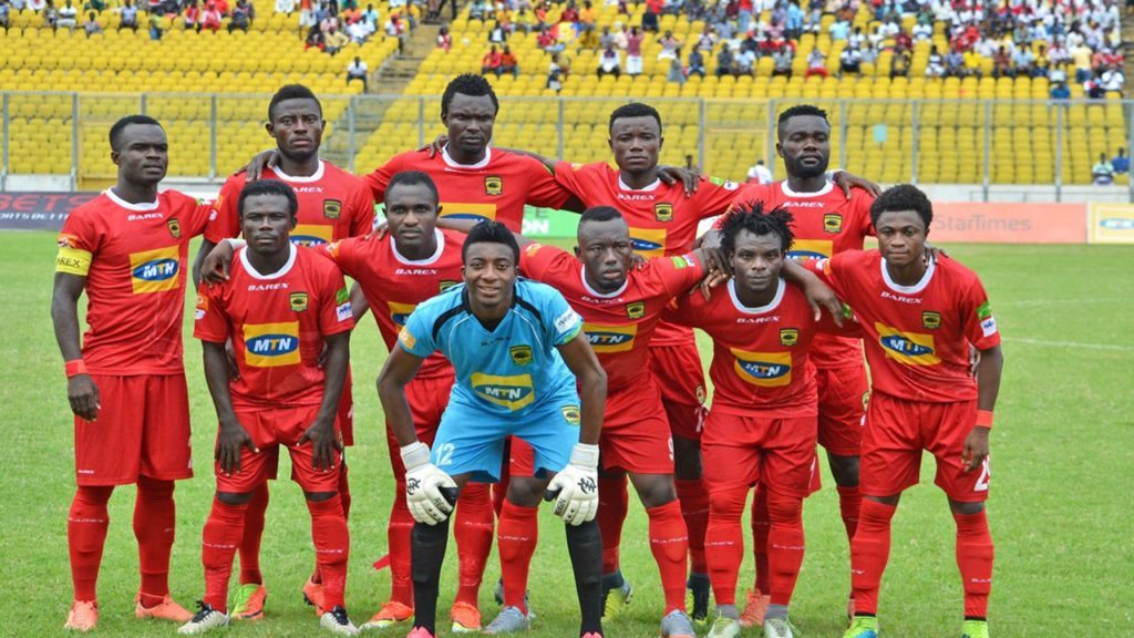 Asante Kotoko announce Ebusua Dwarfs friendly 'cancelled indefinitely'