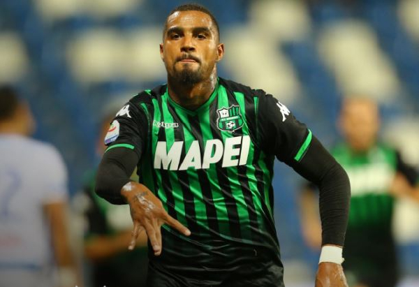 Sassuolo coach hopes KP Boateng stays for next season