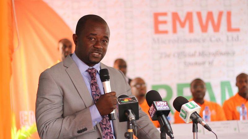 Kurt Okraku to declare GFA presidential ambition this week