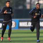 SHOCKER: Kwadwo Asamoah returns to Inter Milan training despite claiming injured for Ghana game
