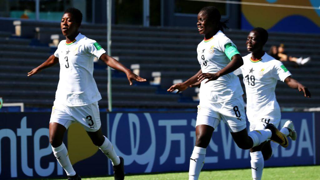 FIFA U-17 WWC: Black Maidens thrash Finland to reach quarter finals