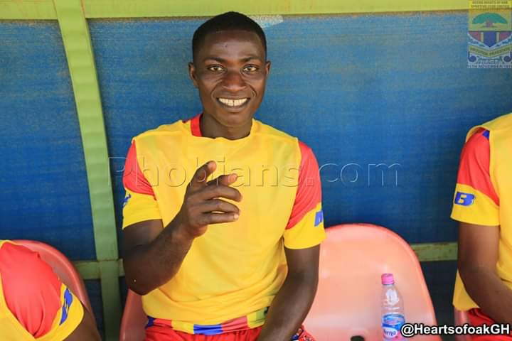 Hearts of Oak youngster Moro Dungu dies