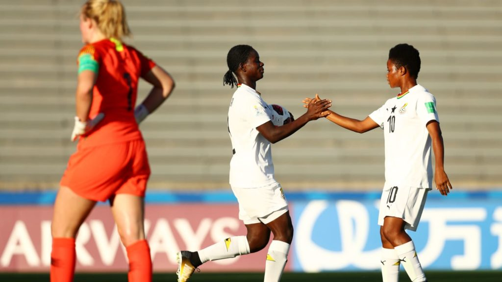 FIFA U17 WWC: Black Maidens finish top of group A after silencing New Zealand