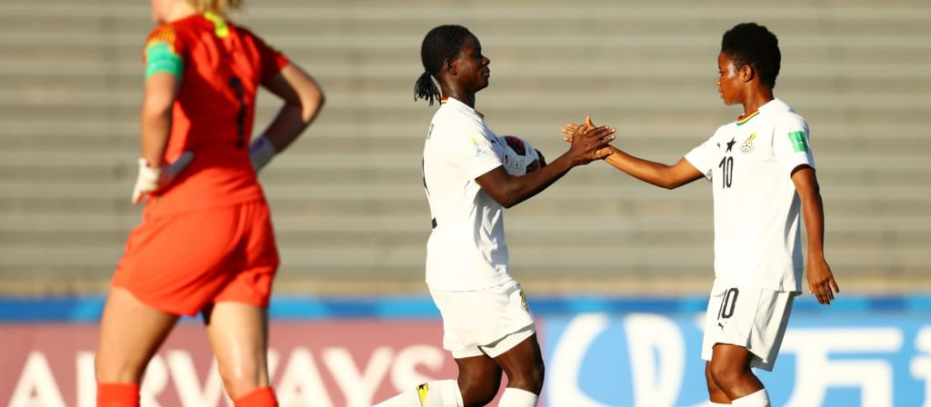 FIFA U17 WWC: Black Maidens to face Mexico in quarter-finals on Sunday
