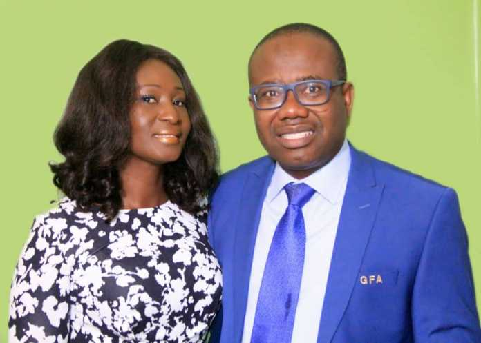 Kwesi Nyantakyi's first wife Christine speaks out; shocked at 'hatred and loathe' for husband