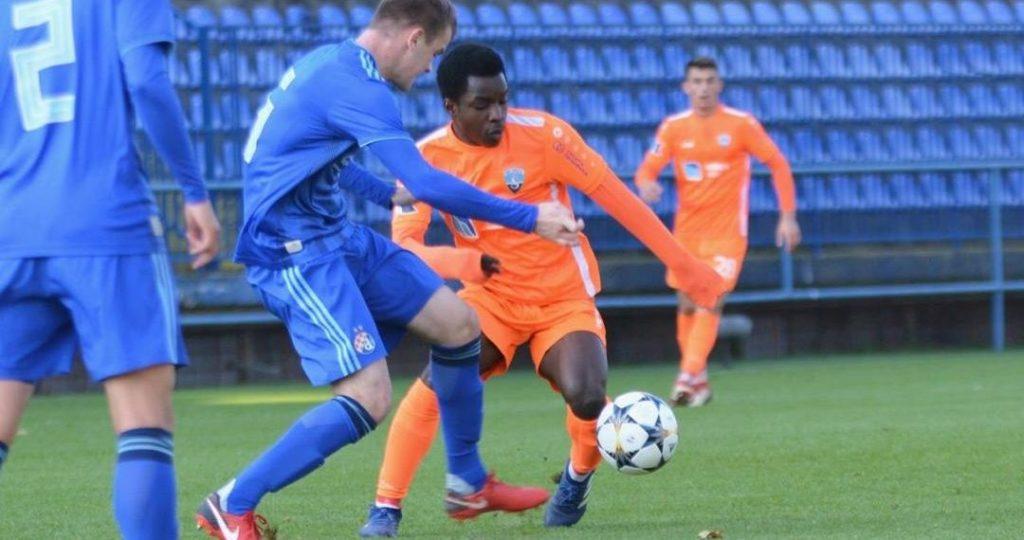 Ghanaian youngster Prince Ampem scores as HNK Sibenik thrash Zadar