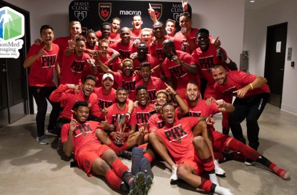 Performance of Ghanaian players abroad wrap up: Tetteh leaves mark on Prague derby, Frimpong returns from injury as Asante and Awako clinch USL title