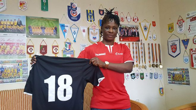 Black Queens attacker Priscilla Hagan to miss AWCON due to injury