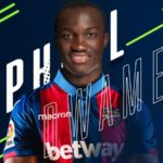 Raphael Dwamena: Ghana striker among three players to play less minutes for Levante in 2018/19 season