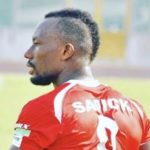 Former Kotoko striker Saddick Adams reveals saddest day in his career