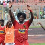 Asante Kotoko striker Songne Yacouba to resume training on Tuesday