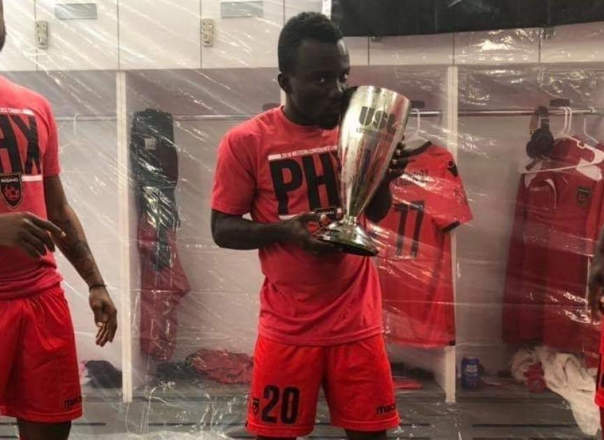Ghanaian duo Asante, Awako to work under Rick Schantz at Phoenix Rising