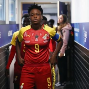 BIG BLOW: Black Queens forward Sandra Owusu Ansah ruled out of AWCON 2018