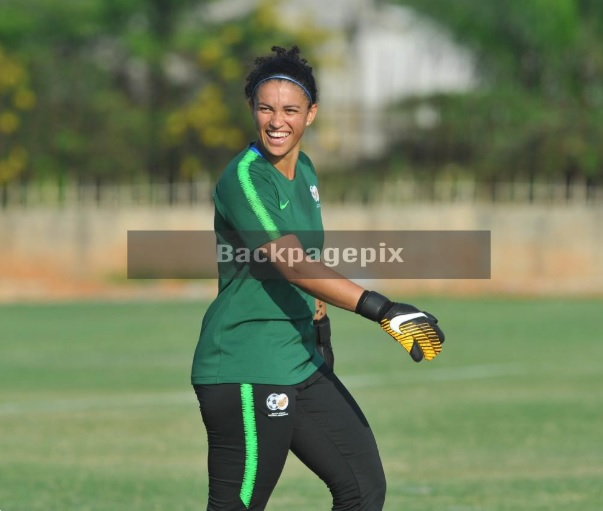 AWCON 2018: South Africa No.1 goalie Swart confident of Mali victory in semi-final clash