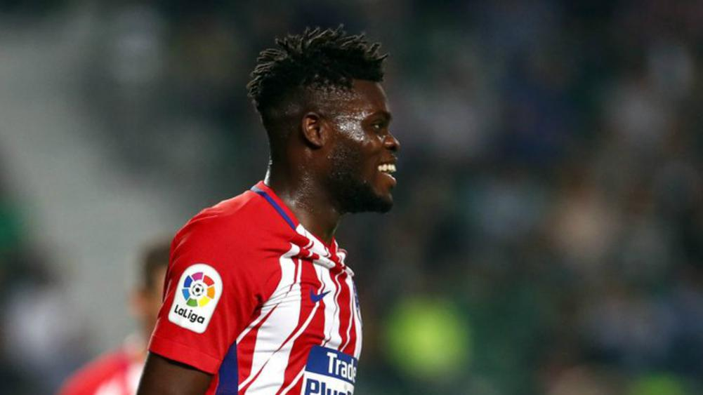 Thomas Partey grateful for  Ghana Footballer of the Year Award