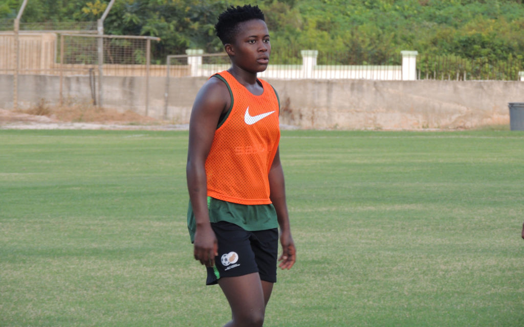 AWCON 2018: I am scared, but looking forward to the challenge – Tiisetso Makhubela