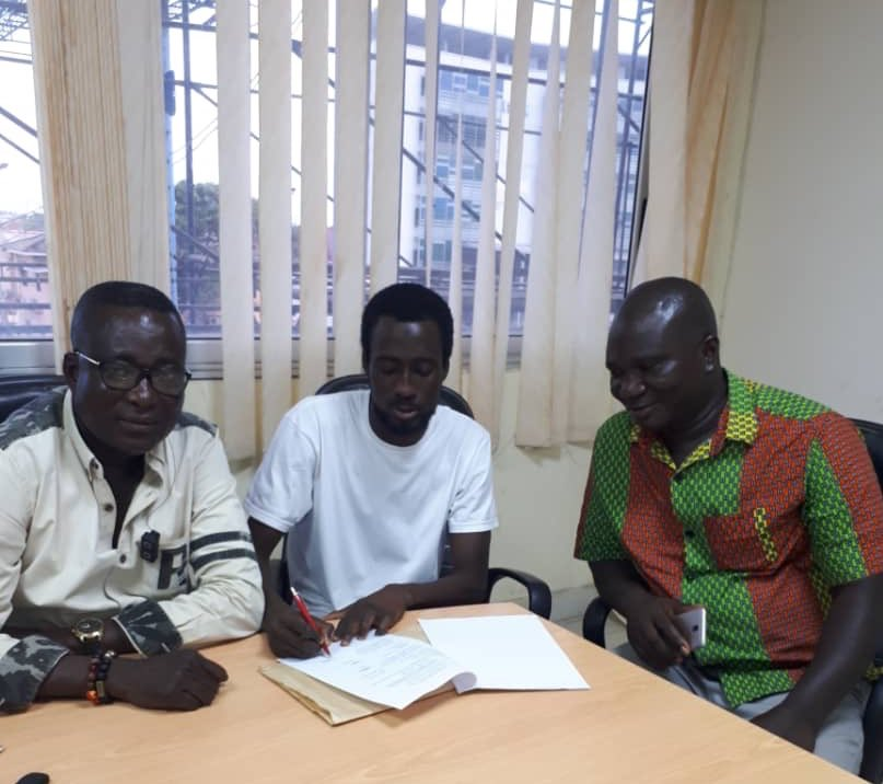WAFA confirm transfer of Umar Bashiru, wish midfielder the best at Kotoko
