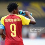 Injured Black Queens forward Sandra Owusu Ansah confident Ghana can win AWCON 2018