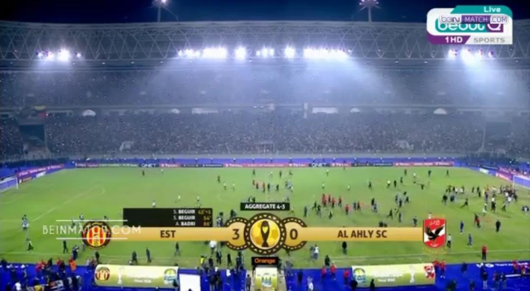 CAF Champions League: Tunisian giants Esperance crush Al Ahly at home to become African champions