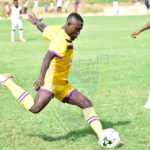 Powerful Medeama defender Ibrahim Yaro pens three-year new deal