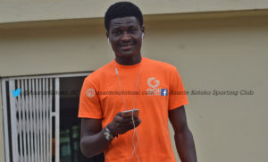 Asante Kotoko defender Emmanuel Agyemang Badu allays injury fear