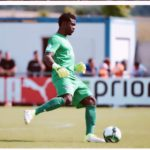 VIDEO: Ghana goalkeeper Lawrence Ati-Zigi concedes bizarre own goal in French Ligue 2