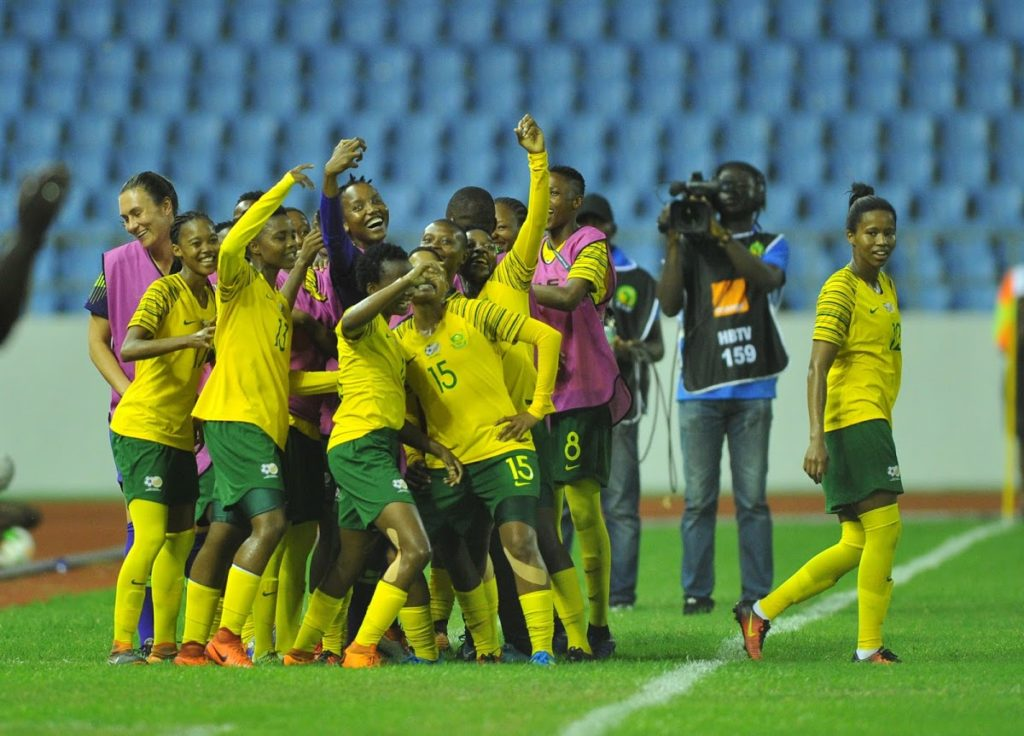 AWCON 2018: No reason why Banyana cannot earn same as Bafana - Danny Jordaan