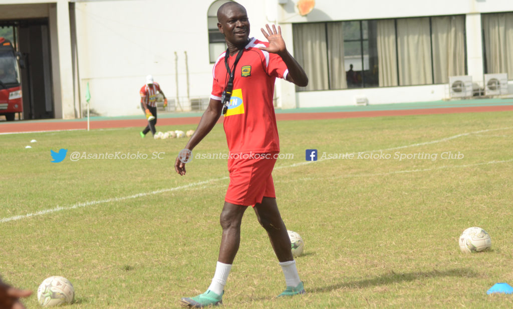 CAF Confederation Cup: Coach Akunnor backs Kotoko to complete double over Coton Sport
