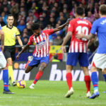 VIDEO: Watch Partey's cracking strike for Atletico Madrid in win over Athletic Bilbao