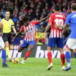 Video: Thomas Partey scores thunderous strike to ensure Atlético Madrid remain in La Liga title hunt