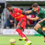 Video: Ghanaian midfielder Godsway Donyoh rescues Danish side Nordsjaelland with equaliser