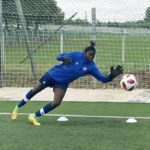 From Ghana to Canada, goalkeeper Kayza Massey looks to make a difference