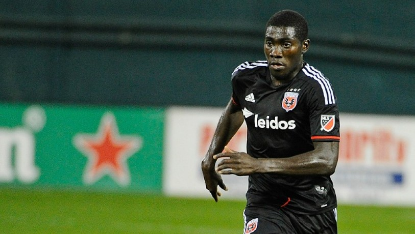 MLS side D.C United release Ghanaian defender Kofi Opare