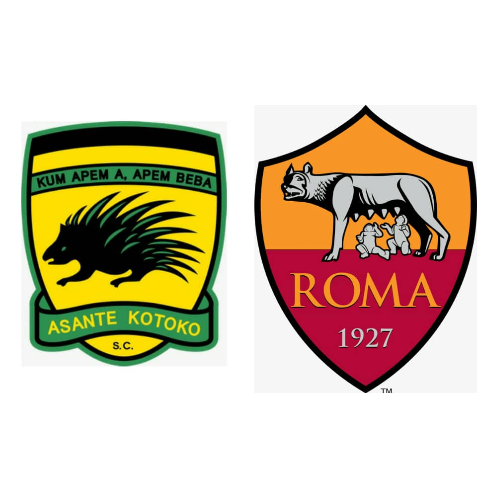 Asante Kotoko in talks with Italian giants AS Roma over mega partnership deal