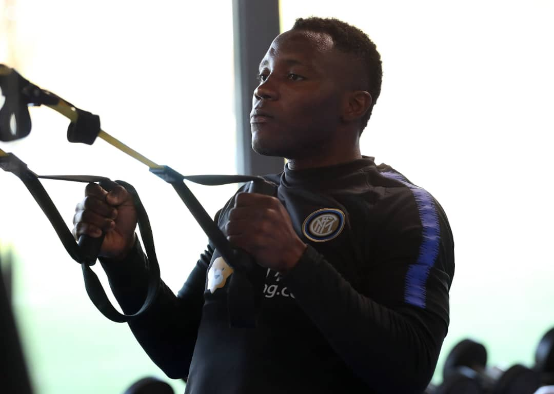 EXCLUSIVE: Kwadwo Asamoah to return to training at Inter Milan on Wednesday after AFCON break