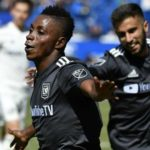 VIDEO: Latif Blessing scores fantastic goal for Los Angeles in victory over New England Revolution